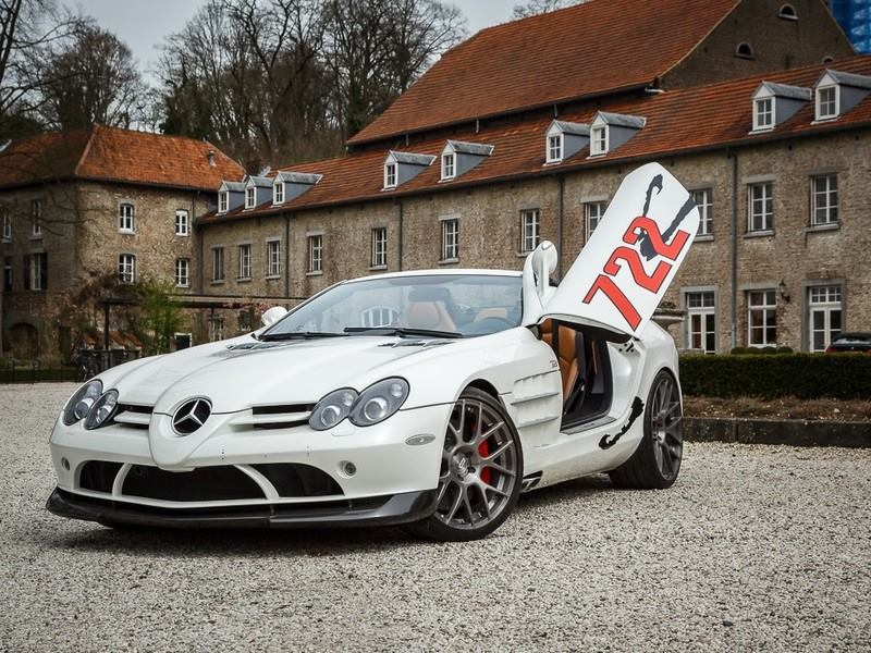 Mercedes-Benz SLR McLaren 722 S Roadster For Sale in The Netherlands
