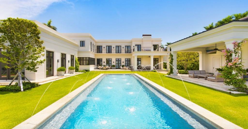 Amazing 31 million miami mansion for sale gtspirit for Mansion estates for sale