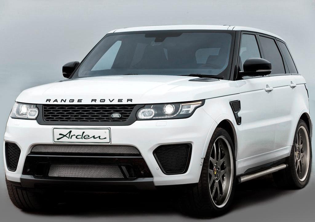 Ardes Design Range Rover Sport SVR