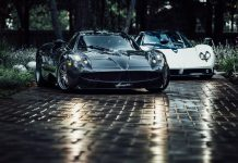 Pagani Adopts New 3D-Display Retail Digital Technology