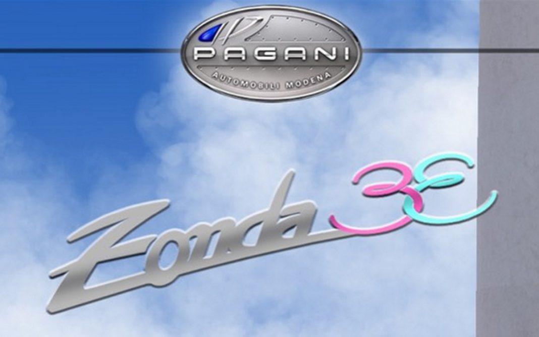 One-Off Pagani Zonda EE Announced