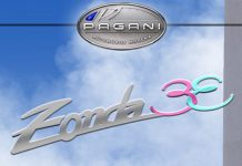 One-Off Pagani Zonda EE Announced