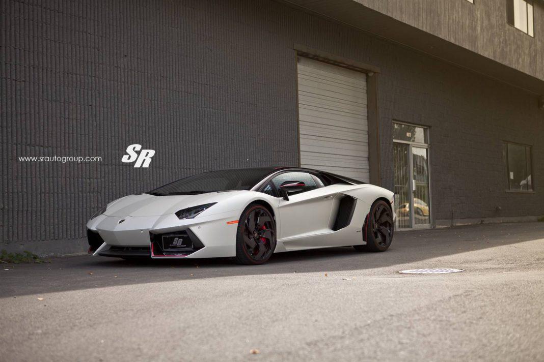 Pirelli Edition Lamborghini Aventador PUR Wheels