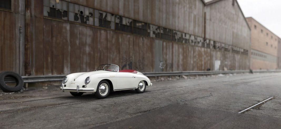 Porsche 356 A 1600 Speedster auction front