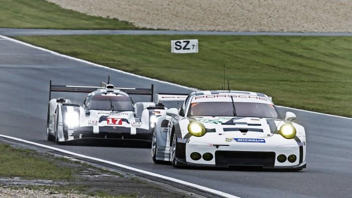 Porsche 6 Hours Nurburgring 2015