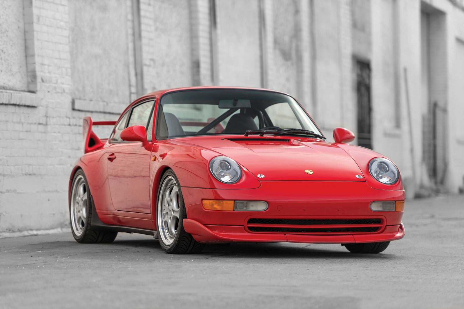 1996 Porsche 911 Carrera Rs 3 8 Could Fetch 450k At Auction Gtspirit