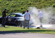 Porsche 911 GT3 RS Fire