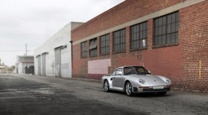 Porsche 959 auction