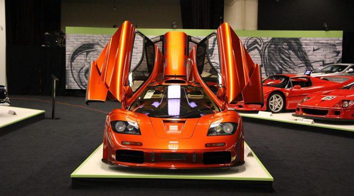 McLaren F1 LM RM Sothebys Pebble Beach 2015