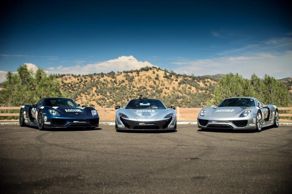 Rallye California 2015 Highlights