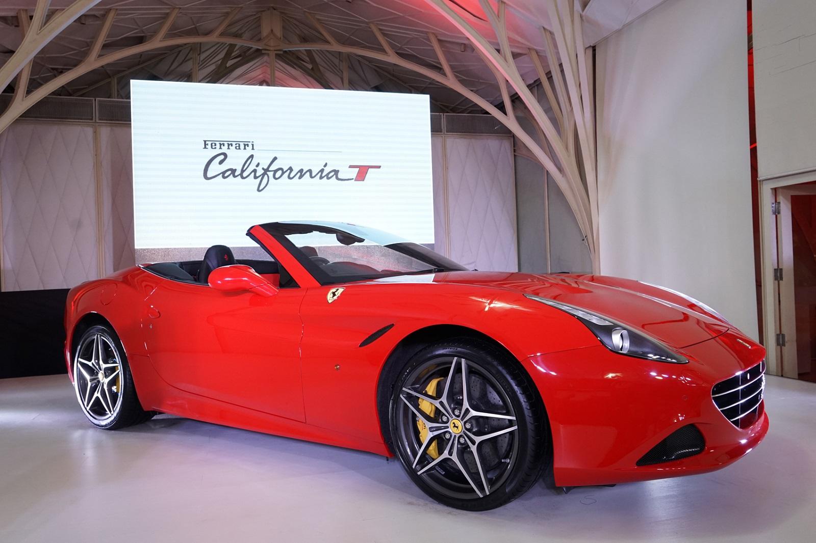 Ferrari California T Launched In India Gtspirit