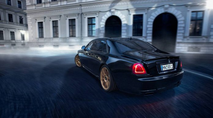 Official: Rolls-Royce Ghost Series II by Spofec