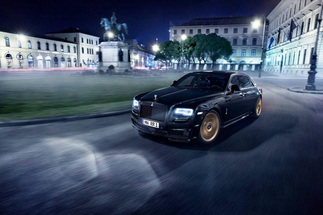 Rolls-Royce Ghost Series II by Novitec Group
