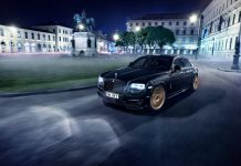 Rolls-Royce Ghost Series II by Novitec Group