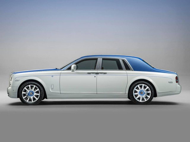 Rolls-Royce Phantom Nautica side