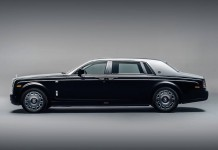 Rolls-Royce Phantom Zahra side