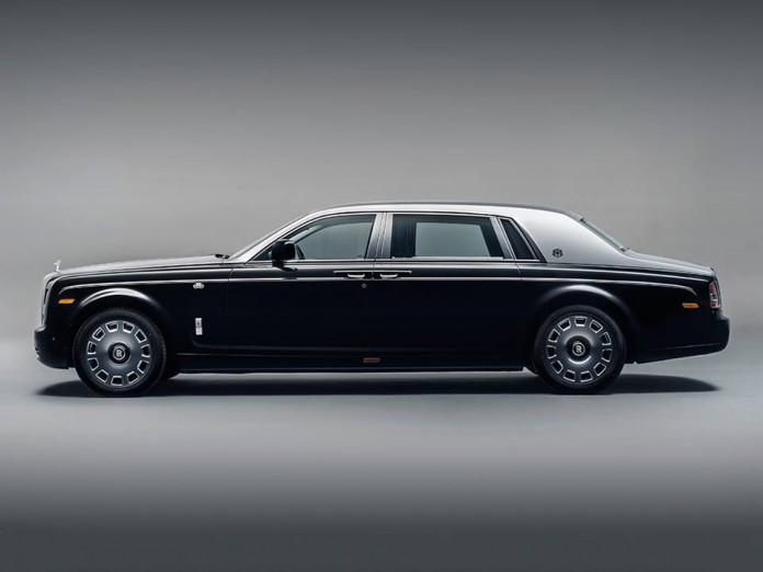 Rolls-Royce Phantom Zahra side