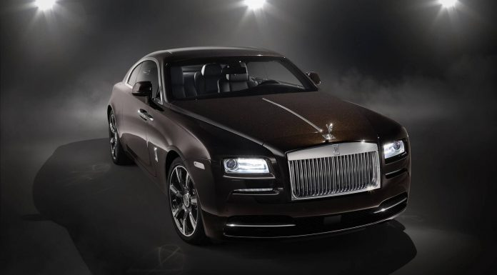 Official: Rolls-Royce Wraith Inspired by Music