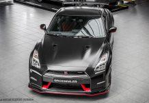 Satin Black Nissan GT-R Nismo by Brommler Motorsport