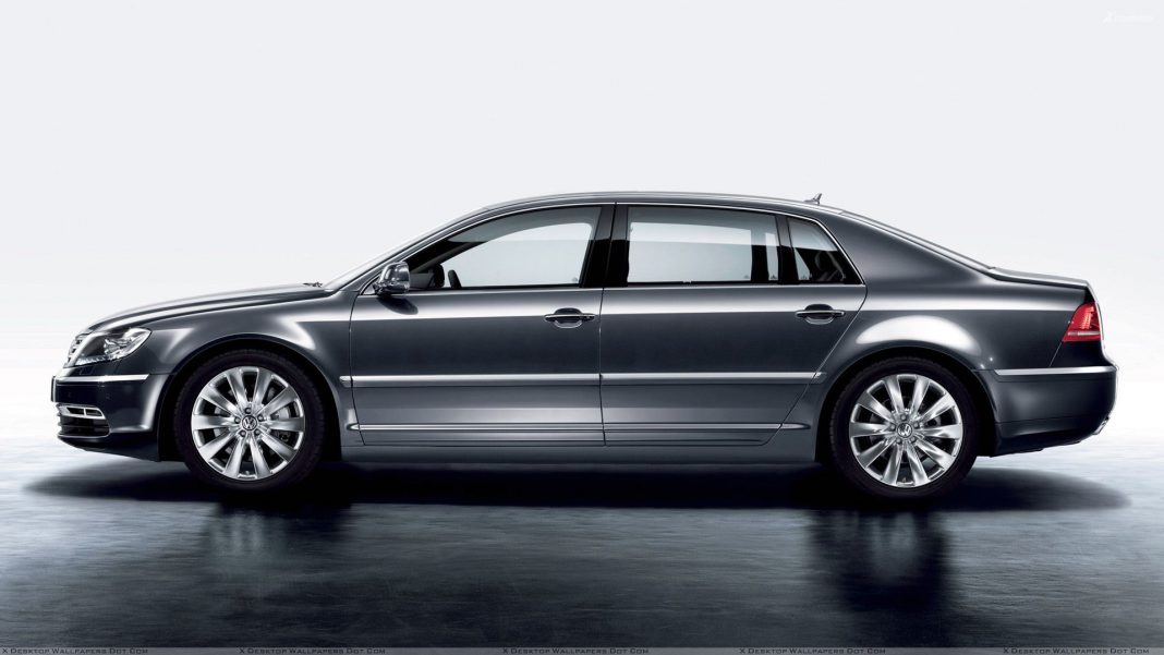Next-gen Volkswagen Phaeton Delayed