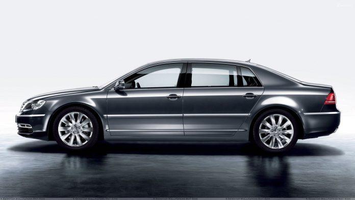 Next-gen Volkswagen Phaeton Delayed