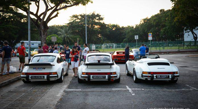 Exciting Classic Porsche and Ferrari Drive in Singapore