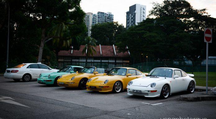 Classic Porsche 911