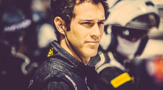 Bruno Senna McLaren P1GTR Driver Programme