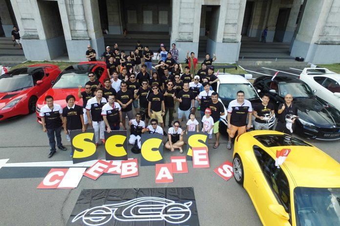 Sports Car Club Singapore 15