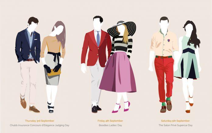 Salon Prive Dress Code