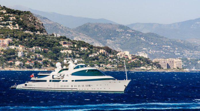 Incredible 141m 'Yas' Superyacht by Abu Dhabi MAR