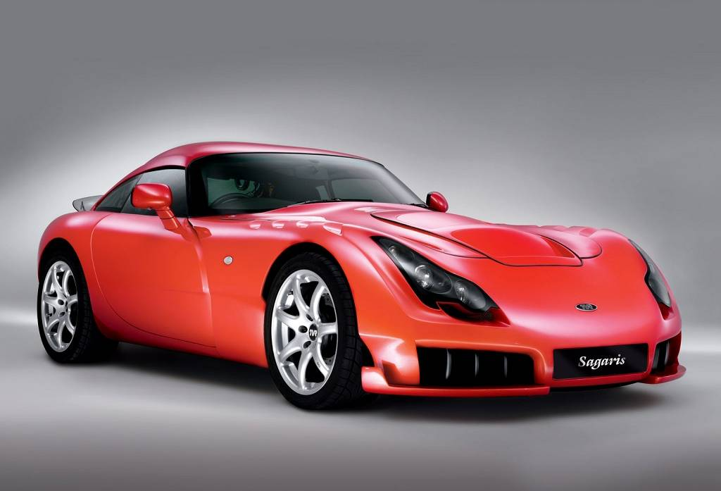 New TVR to use Cosworth Mustang V8 engine