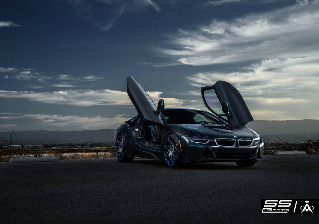 Tron BMW i8