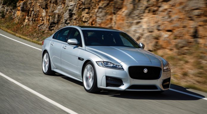 2016 Jaguar XF Priced from £32,300 in UK