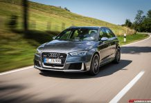 ABT Audi RS3 with 430hp