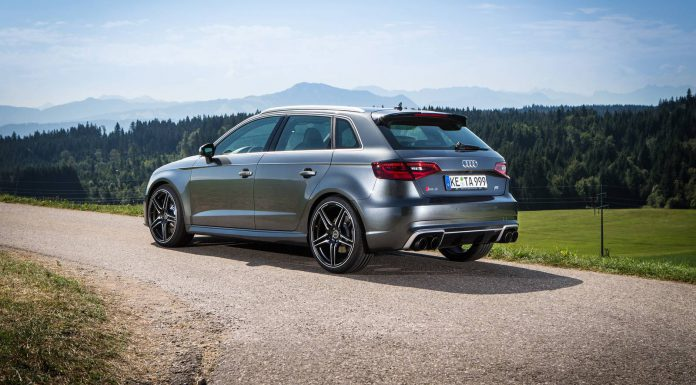 Official: ABT Audi RS3 with 430hp