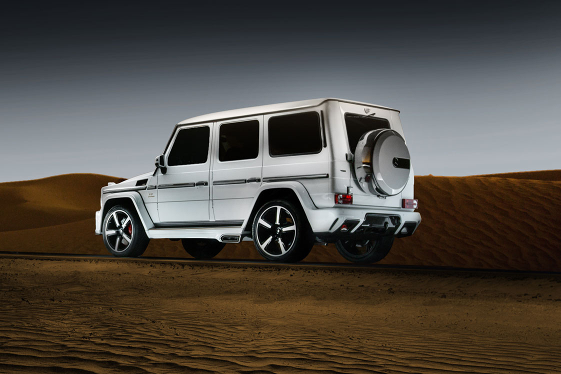 Mercedes benz g63 amg by ares performance gtspirit for Performance mercedes benz