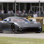First Impression: Aston Martin Vulcan rear