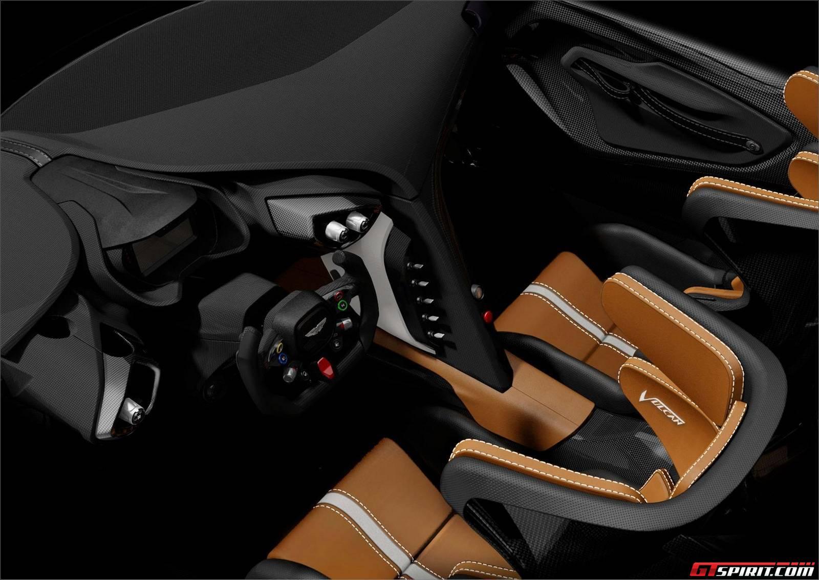 First Impression Aston Martin Vulcan Gtspirit