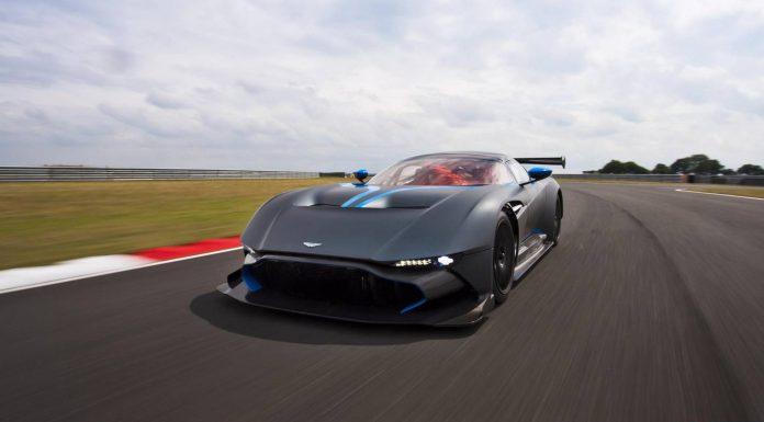 Aston Martin considering range-topping supercar