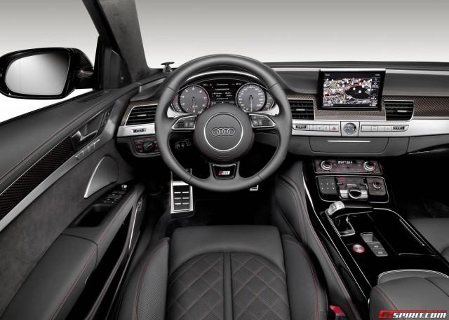 Audi interior S8