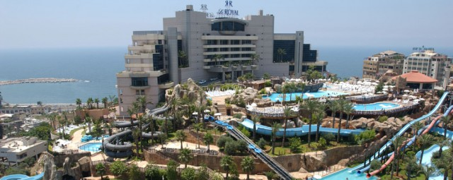 Le Royal Beirut watergate