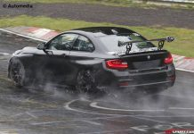 Updated BMW 235i Cup Spy Shots Emerge