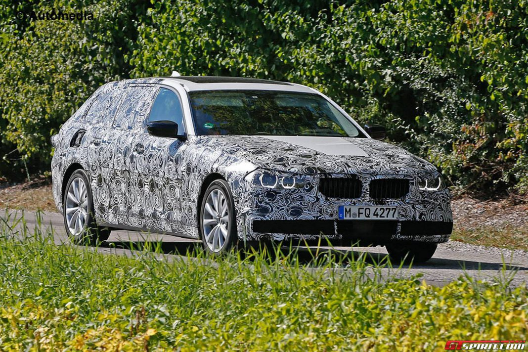 Next-Gen BMW 5-Series Touring