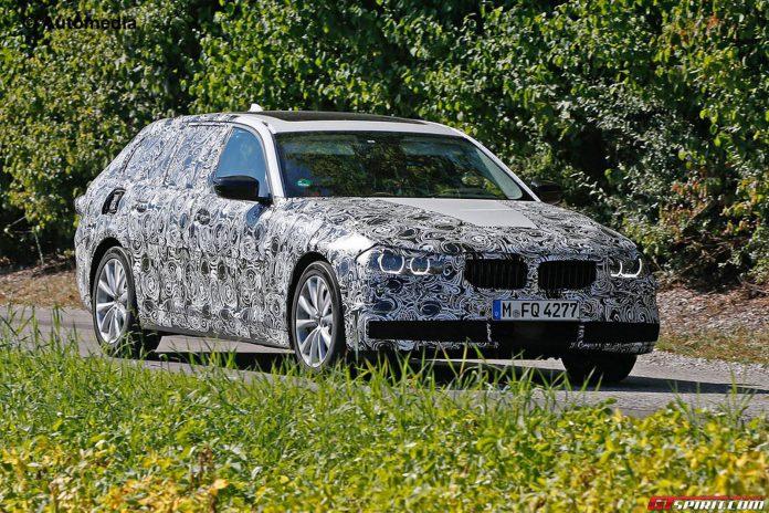 Next-Gen BMW 5-Series Touring