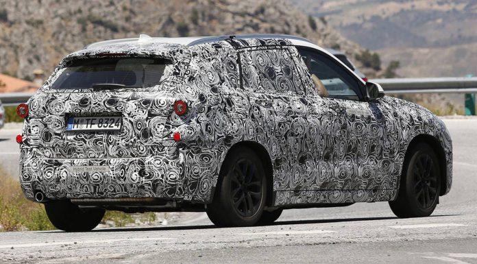 Bizarre BMW FAST Spy Shots Emerge Again