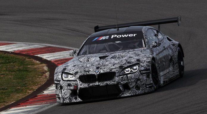BMW M6 GT3 debuting at IAA Frankfurt Motor Show 2015