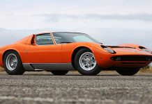 Lamborghini Miura S Tops Mecum Auctions at $2.3 Million!