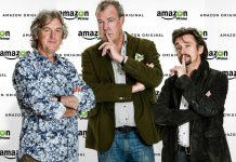 Jeremy Clarkson being paid $15 million a year