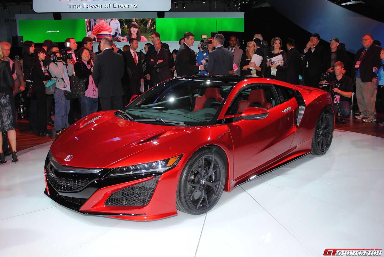 2016 Honda NSX Delayed by Six Months  GTspirit